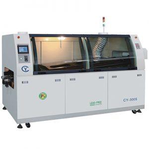 CY-300S 触摸屏无铅波峰焊锡机