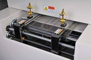 回流焊有几个电机,有什么作用? 有几个温区,温度是多少? 2